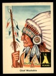 1959 Fleer Indian #14  Chief Washakie  Front Thumbnail