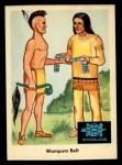 1959 Fleer Indian #20  Wampum Belt  Front Thumbnail