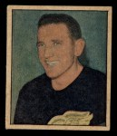 1951 Berk Ross #16 C Sid Abel  Front Thumbnail