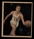 1951 Berk Ross #11 C Paul Unruh  Front Thumbnail