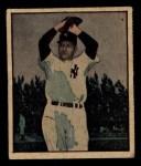 1951 Berk Ross #6 C Eddie Lopat  Front Thumbnail