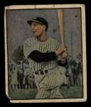1951 Berk Ross #3 A  Phil Rizzuto Front Thumbnail