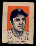 1952 Wheaties #1 POR  Yogi Berra Front Thumbnail