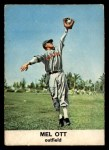 1961 Golden Press #1  Mel Ott     Front Thumbnail