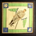 1914 B18 Blankets #12   George Burns  Back Thumbnail