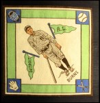 1914 B18 Blankets #12   George Burns  Front Thumbnail
