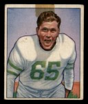1950 Bowman #24   Cliff Patton Front Thumbnail