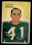 1955 Bowman #155   Jerry Norton Front Thumbnail