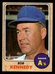 1968 Topps #183   Bob Kennedy Front Thumbnail