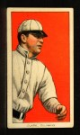 1909 T206 #90 COL Josh Clarke / Mispelled as Clark  Front Thumbnail