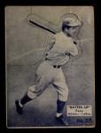 1934 Batter Up #28   Jimmie Foxx Front Thumbnail