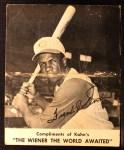 1962 Kahn's Wieners #35  Frank Robinson  Front Thumbnail