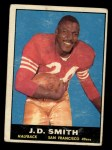 1961 Topps #60   JD Smith Front Thumbnail