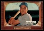 1955 Bowman #227  Frank Baumholtz  Front Thumbnail