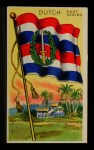 1911 Flags of All Nations T59 #37 REC  Dutch East Indies Front Thumbnail