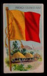 1911 Flags of All Nations T59 #47 REC  French Colonies East Front Thumbnail
