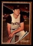 1962 Topps #160 A Dick Stuart  Front Thumbnail