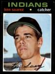 1971 Topps #597   Ken Suarez Front Thumbnail