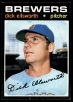 1971 Topps #309  Dick Ellsworth  Front Thumbnail