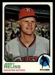 1973 Topps #446   Jerry Reuss Front Thumbnail