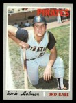 1970 Topps #264   Richie Hebner Front Thumbnail