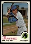 1973 Topps #161  Ted Martinez  Front Thumbnail