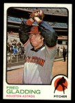 1973 Topps #17  Fred Gladding  Front Thumbnail