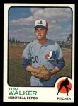 1973 Topps #41   Tom Walker Front Thumbnail