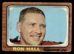 1966 Topps #8  Ron Hall  Front Thumbnail