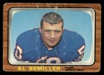 1966 Topps #19  Al Bemiller  Front Thumbnail