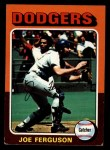 1975 Topps Mini #115  Joe Ferguson  Front Thumbnail