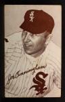 1963 Exhibit Stat Back #19   Joe Cunningham Front Thumbnail
