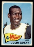 1965 Topps #552   Julio Gotay Front Thumbnail
