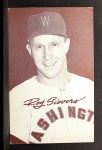 1947 Exhibits #208 B  Roy Sievers  Front Thumbnail