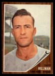 1962 Topps #282   Dave Hillman Front Thumbnail