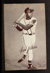 1947 Exhibits #109   Sam Jethroe Front Thumbnail