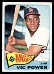 1965 Topps #442   Vic Power Front Thumbnail