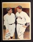 1936 Pastel Photos (R312) #32   Buckey Harris / Joe Cronin Front Thumbnail
