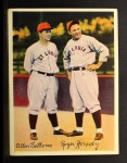 1936 Pastel Photos (R312) #35   Allen Sothoron / Rogers Hornsby Front Thumbnail