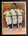 1936 Pastel Photos (R312) #37  Danny Taylor / Tris Speaker / Kiki Cuyler  Front Thumbnail