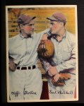 1936 Pastel Photos (R312) #27   Cliff Bolton / Earl Whitehill Front Thumbnail