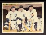 1936 Pastel Photos (R312) #30  Pete Fox / Jo-Jo White / Goose Goslin  Front Thumbnail