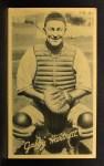 1936 Goudey Wide Pen Premiums #16 CR  Gabby Hartnett  Front Thumbnail