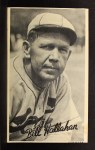 1936 Goudey Wide Pen Premiums #45 US  Bill Hallahan  Front Thumbnail