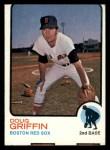 1973 Topps #96   Doug Griffin Front Thumbnail