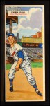 1955 Topps Doubleheaders #127  Warren Spahn / Tom Brewer  Front Thumbnail