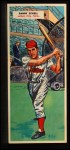 1955 Topps Doubleheaders #81  Danny Schel / Gus Triandos  Front Thumbnail