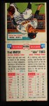 1955 Topps Doubleheaders #39   Freddie Marsh / Vernon Thies Back Thumbnail