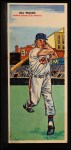 1955 Topps Doubleheaders #101   Bill Wilson / Bill Tremel Front Thumbnail