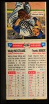 1955 Topps Doubleheaders #13  Wally Westlake / Frank House  Back Thumbnail